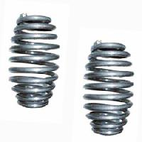 Barrel Shaped Compression Springs